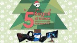 5 Regali di Natale: Accessori PC