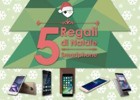 5 Regali di Natale: Smartphone