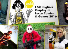 I 50 migliori Cosplay di Lucca Comics & Games 2016