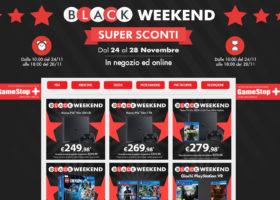black weekend gamestop