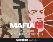 Mafia III – Guida ai Poster della Propaganda Comunista