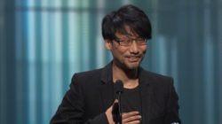 Hideo Kojima The Games Awards 2016