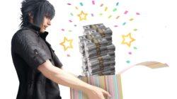 Final Fantasy XV ha già venduto oltre 5 milioni di copie