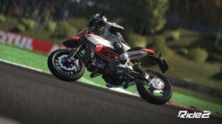 Ride 2, disponibile il DLC Ducati Bikes Pack