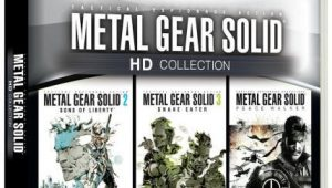 MGS HD Collection: un video di gameplay