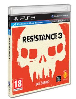 Kevin Butler presenta: Resistance 3!