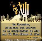 Un nuovo XIII in arrivo a Novembre