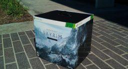 L'Unboxing della Collector's Edition di Skyrim!