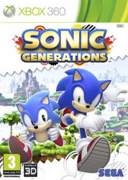 """""""Sonic Generations"""": contenuti aggiuntivi prenotando su www.gamestop.it"""
