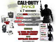 Eventi notturni a Milano e Torino per aspettare il nuovo Call of Duty