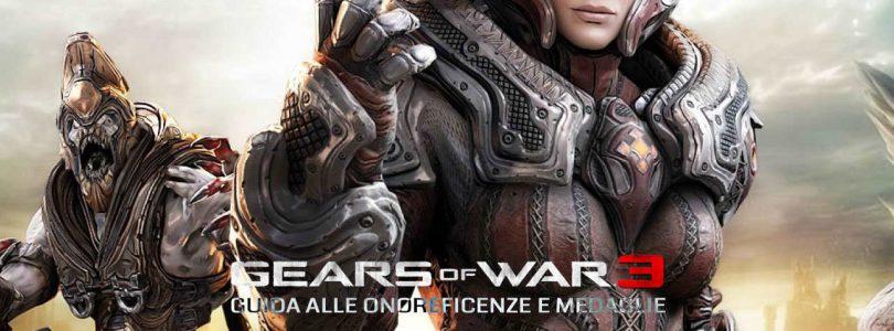 Gears of War 3: Guida alle Onoreficenze e Medaglie