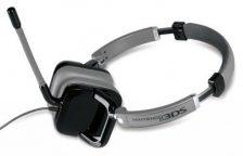 Un headset per il Nintendo 3DS