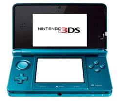 3DS: Aggiornamento nuovo firmware  il 4 novembre.