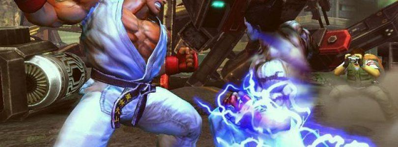 Street Fighter X Tekken Vita- Nuovo trailer