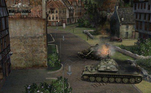 """L'edizione Retail di """"World of Tanks"""" sarà pubblicata da Deep Silver"""