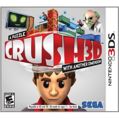 Crush 3Ds: Disponibile nuovo trailer