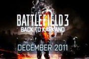Back to Karkand: disponibile da domani per PC e Xbox 360