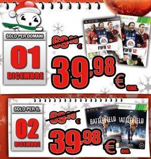 Calendario Dellavvento Gamestop.Un Offerta Al Giorno A Dicembre Da Gamestop Gamesoul It