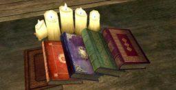 Tutti i libri di Skyrim