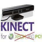 Rivelate nuove specifiche per Kinect su PC