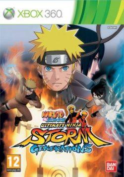 Namco Bandai annuncia: Naruto Shippuden Storm Generations