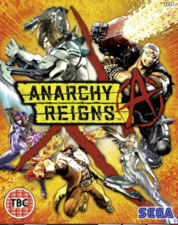 Una data per Anarchy Reigns