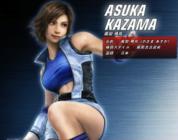 Street Fighter X Tekken: Asuka Reveal Trailer