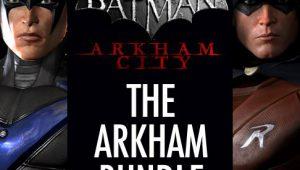 Batman Arkham City: nuovi DLC online