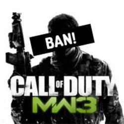 Bannato da MW3 per 5.000 giorni!
