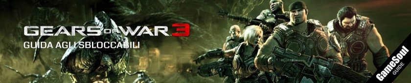 Gears Of War 3 - Guida ai collezionabili