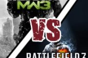 Modern Warfare 3 vs. Battlefield 3 [Sondaggio]