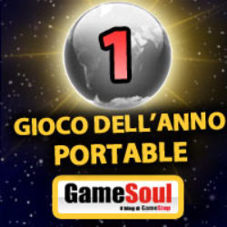 Gioco dell'anno: Portable – GameSoul Awards