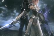 I personaggi di Final Fantasy XIII-2 in video