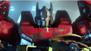Due video per Transformers: La Caduta di Cybertron!