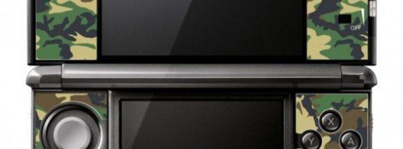 Confermati gli accessori di MGS: Snake Eater 3D in Europa