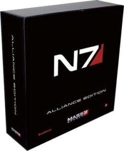 Aperte le prenotazioni della Alliance Edition di Mass Effect 3!