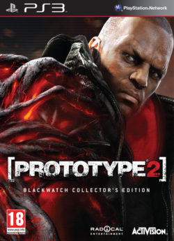 Annunciata Prototype 2 – Blackwatch Collector's Edition!