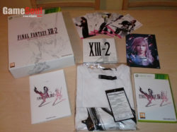 Final Fantasy XIII-2 Crystal Edition – Collector's Review!