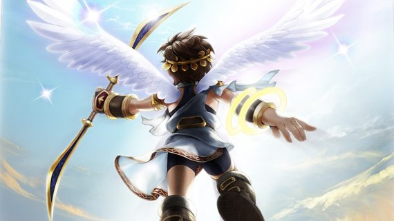 Kid Icarus: Uprising venduto in bundle con cards RA!
