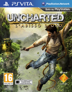 Svelato lo spot tv di Uncharted: Golden Abyss