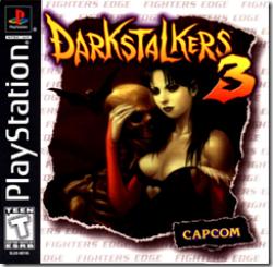Darkstalkers 3 in arrivo sul PSN?