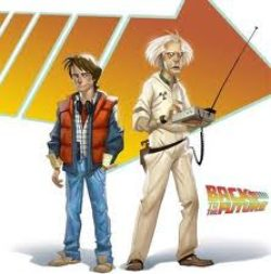 Back To The Future: The Game distribuito da Deep Silver