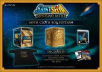 Annunciata Saint Seya – Sanctuary Battle Collector's Edition!
