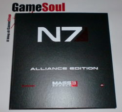Mass Effect 3 Alliance Edition – Collector's Review!