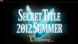 Titolo misterioso da Square-Enix?