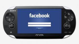 Facebook App di nuovo disponibile per PSVita