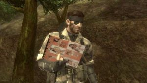 Snake Eater 3D: Lancio piccante in Giappone!!!