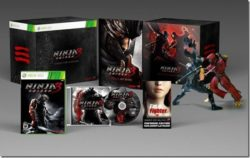 Ninja Gaiden 3 Collector's Edition – Collector's Review!