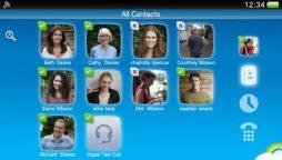 Skype su PsVita: Arrivano le Videochiamate!