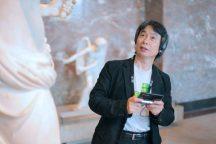 Nintendo e Louvre presentano l'audioguida per 3DS